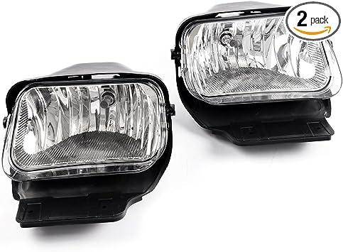 03 04 Chevrolet Avalanche Silverado Foglight Right Passenger NEW Foglamp Front