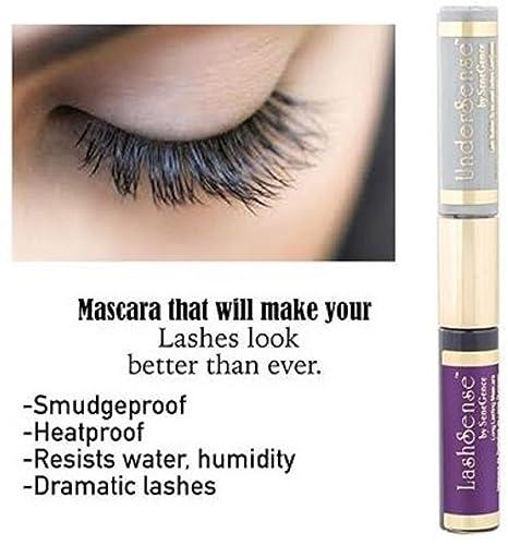 Amazon.com : Black WaterProof LashSense Mascara with UnderSense : Everything Else