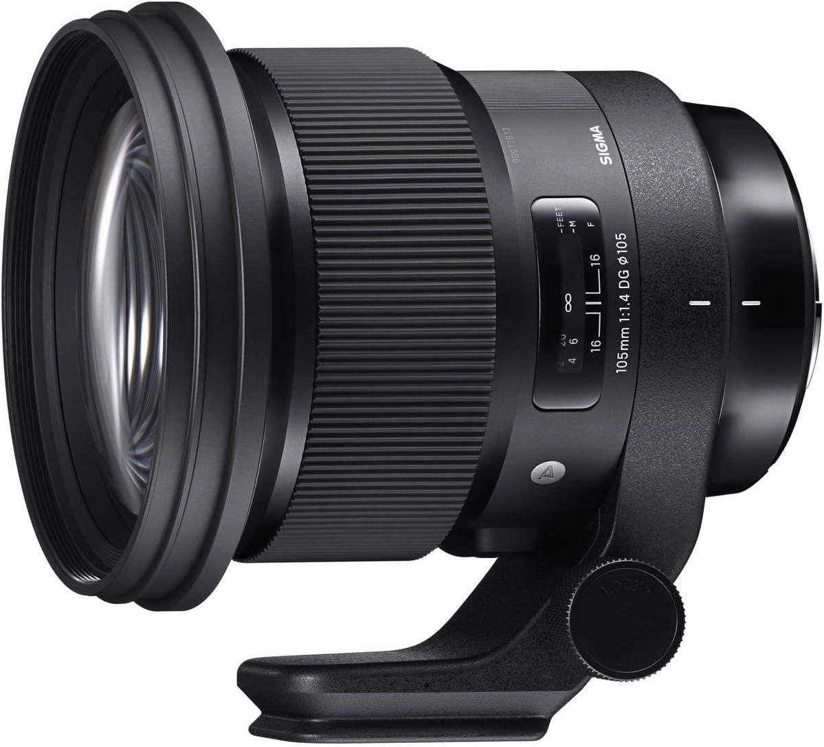 Sigma 105mm f/1.4 DG Art HSM Lens for Leica L-Mount Cameras