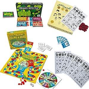 Feeling Juegos de educación: Amazon.es: Juguetes y juegos