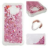 (US) NEXCURIO Samsung Galaxy J2 Pro 2018 / Grand Prime Pro / J2 2018 Case Soft Silicone Glitter Liquid Shockproof Scratch Resistant Antishock Protective Cover for Galaxy J2 Pro (2018) - NEYBO10725 #4
