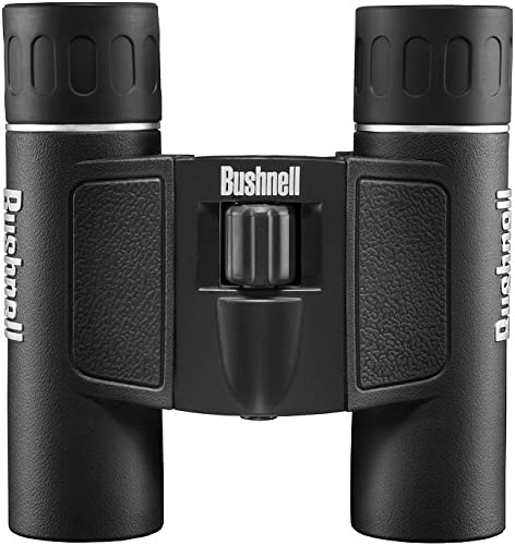 Bushnell Powerview 12×25 Compact Binoculars Color Black