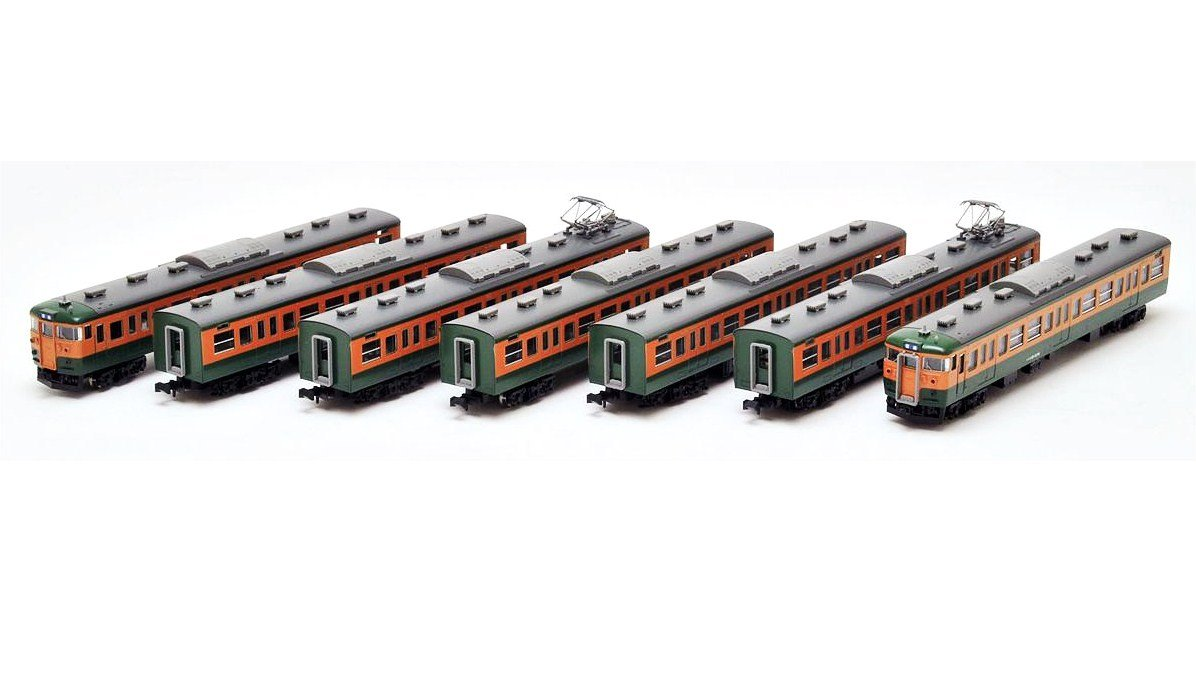 TOMIX Nゲージ 115 1000系 湘南色 基本セット A 92838 鉄道模型 電車 B005DK2S3E