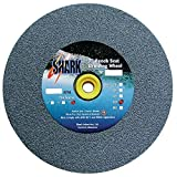 Shark 2011    5-Inch by 0.5-Inch by 0.5-Inch Bench Seat Grinding Wheel with Grit-60