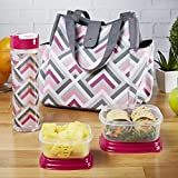 Fit & Fresh Women's Westport Insulated Lunch Bag - Best Reviews Guide