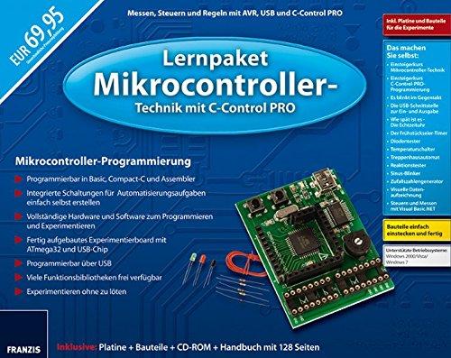 Lernpaket Mikrocontroller-Technik mit Conrad C-Control Pro