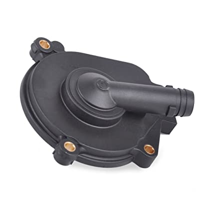 beler PVC Engine Crankcase Vent Valve Oil Separator Cover Fit for Mercedes  Benz W211 W203 W204