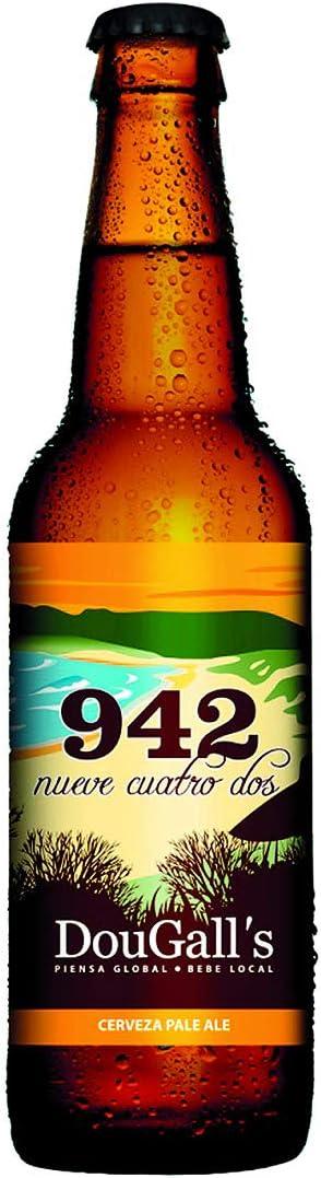 Dougall´s 942 Cerveza Artesanal - 330 ml - [Pack de 12]: Amazon.es: Alimentación y bebidas