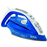 Tefal Steam Iron, Blue, 2500 Watts, FV4964M0
