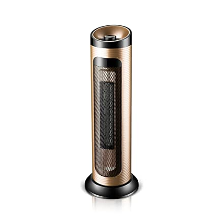 ZHIRONG Radiador Calentador Calentador eléctrico Hogar Oficina Ventilador eléctrico Cuarto de baño vertical Ahorro de energía
