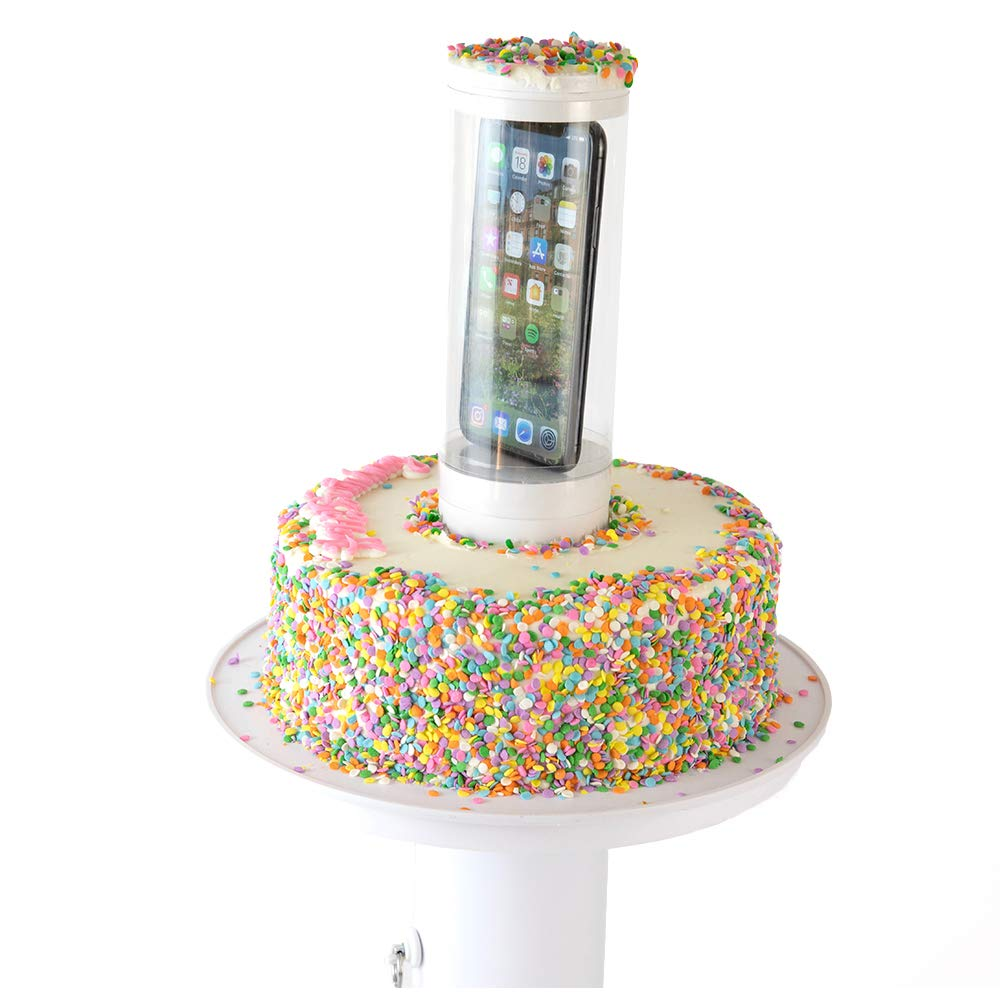 Surprise Cake - Popping Cake Stand - Pull-Ring Surprise