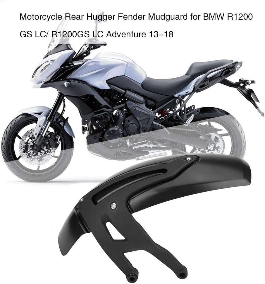 Motorcycle Mudguard 1 PC of Motorcycle Rear Hugger Fender Mudguard for BMW R1200 GS LC// R1200GS LC Adventure 13-18.