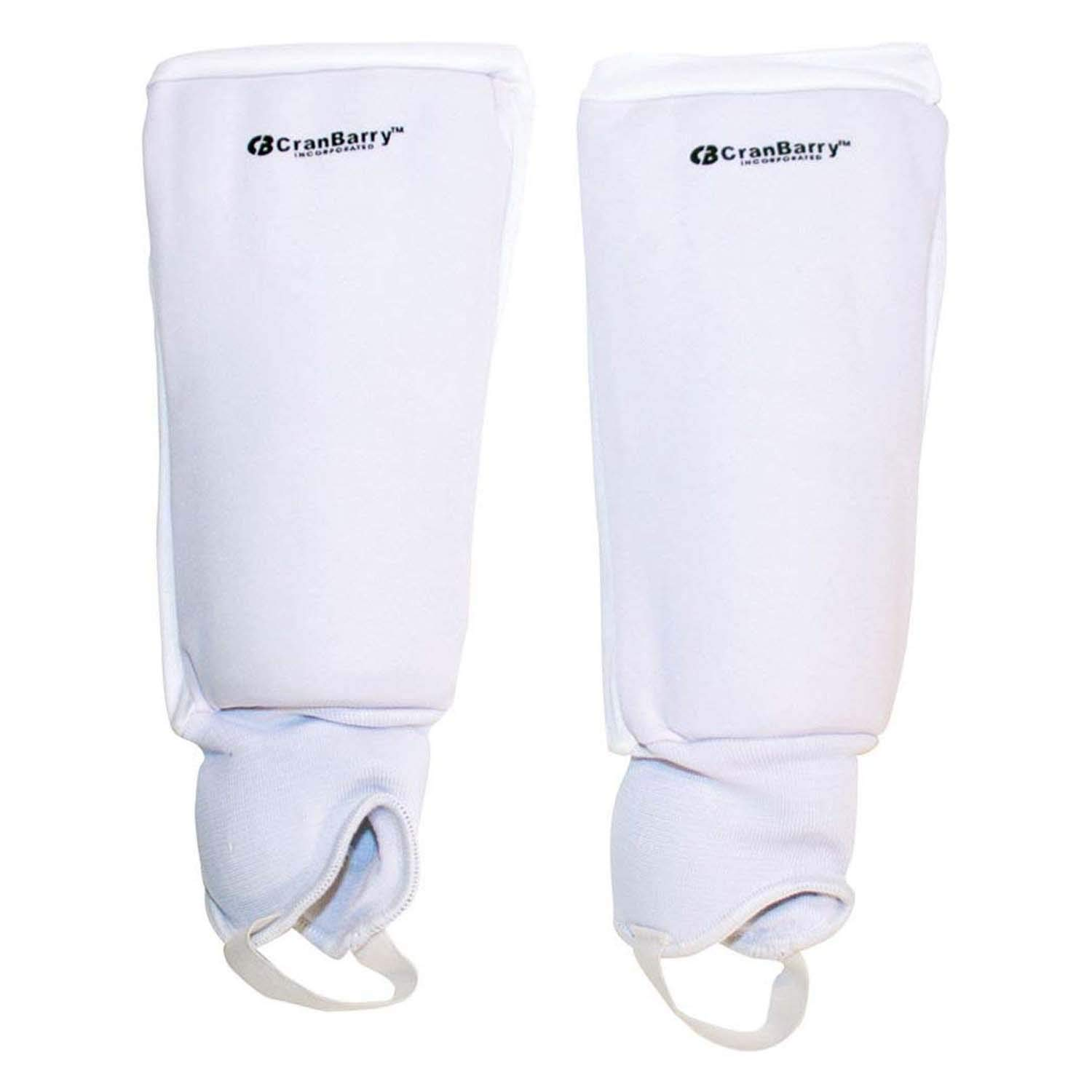 CranBarry Deluxe Field Hockey Shin Guards