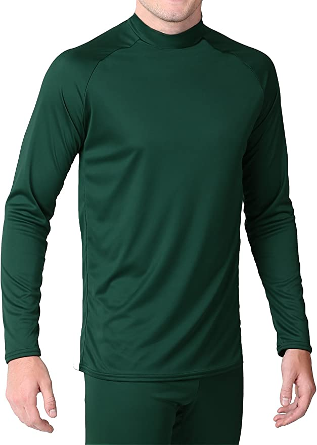 Amazon.com: WSI Microtech Form Fit Long Sleeve Shirt: Clothing