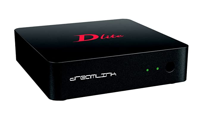 Amazon com: Dreamlink DLITE -Ultra HD IPTV Stalker-Android OS & PVR