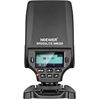 Neewer NW320 TTL LCD Display Flash Speedlite for Sony a9 a7III a7RIII a7II a7RII a7SII a7 a7R a7S a6500 a6300 a6000…