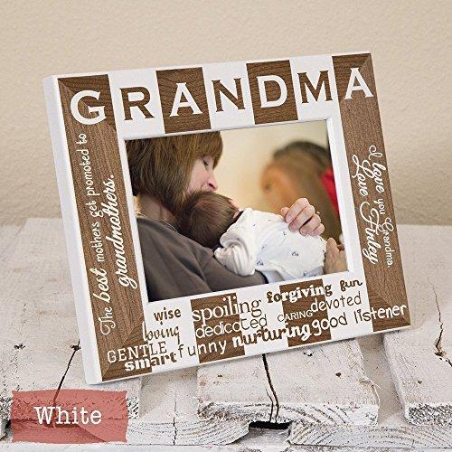 Amazon.com: Grandma Frame Personalized - Grandma Gift - Grandmother ...