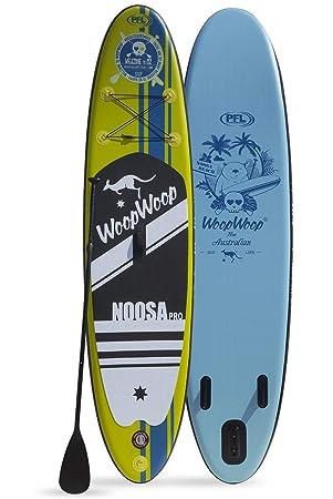 Woop Woop Tabla de Paddle Surf Hinchable Noosa Pro SUPRO94 ...