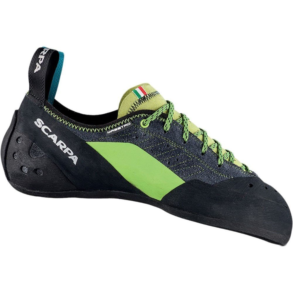 (スカルパ) Scarpa メンズ クライミング シューズ靴 Maestro Climbing Shoes [並行輸入品]   B07BZDSL1R