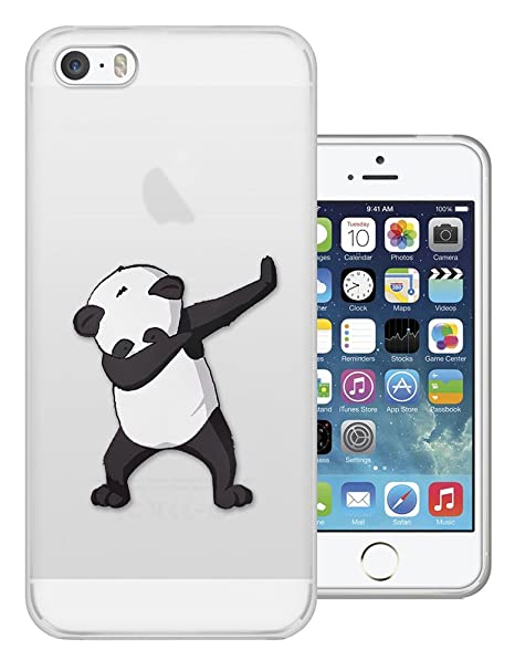 coque iphone 8 plus panda dab
