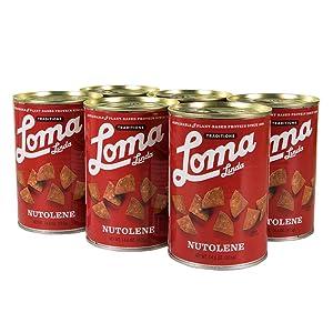 Loma Linda - Plant-Based - Nutolene (14.6 oz.) (Pack of 6) - Kosher