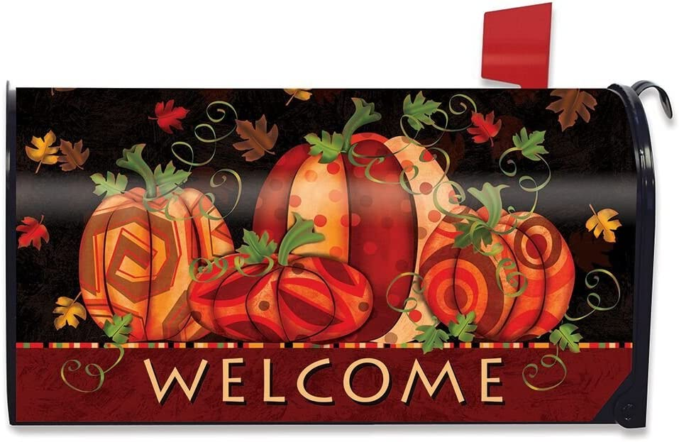 Briarwood Lane The Ultimate Standard Size Mailbox Cover Gift Set 6 Designs