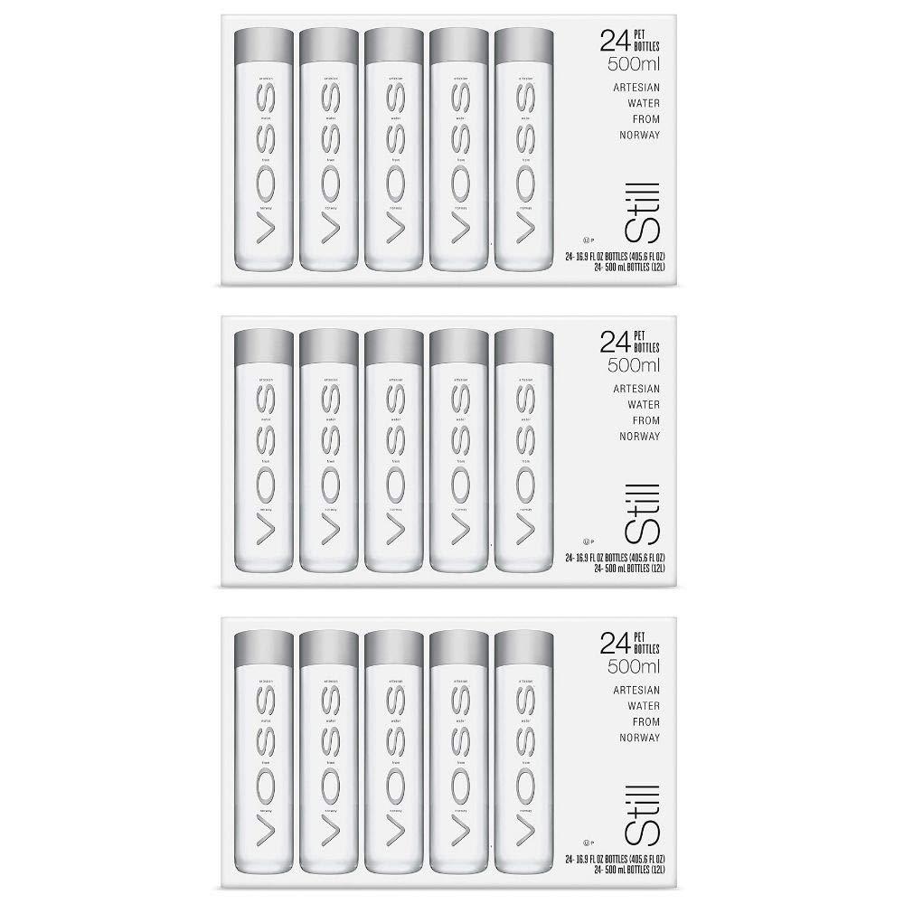 Artesian Still Water, 500 ml Plastic Bottles (3 Pack- 500 ml (Pack of 24))