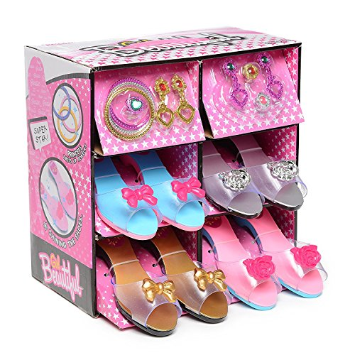 AWESOME CHOICE Princess Dress up and Role Play Shoe and Jewelry (Awesome Girl Shoes)