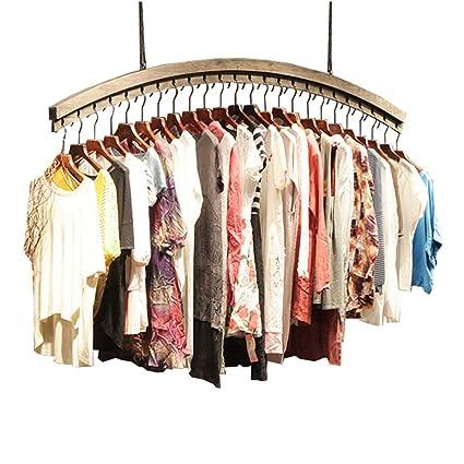 c9ca563b2 Dika UK Coat Racks Free Standing Wooden Vintage Wall Wooden Ceiling Display  Stand Clothes Rack Hanger