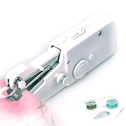 Amazon Aolvo Handhold Sewing Machine Heavy Duty EZ Sewing Unique Ez Sewing Machine