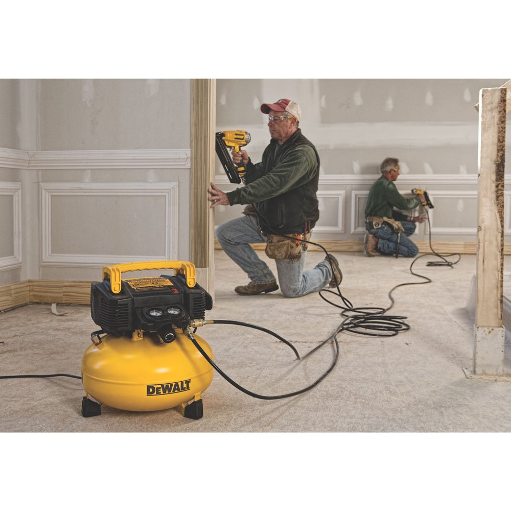 DEWALT Pancake Compressor Reviews