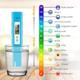 Digital PH Meter, PH Meter 0.01 PH High Accuracy