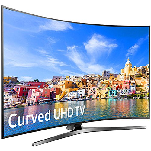 Samsung UN49KU7500 Curved 49-Inch 4K Ultra HD Smart LED TV (2016 Model)