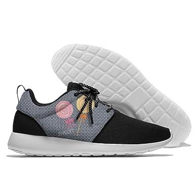 Color Lollipop Men's Comfortable Walking Shoes