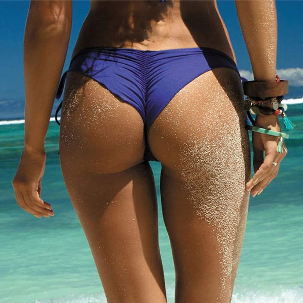 Darringls Costumi da Bagno Donna Bikini Estate Push Up Costumi Donna Mare Due Pezzi Brasiliana 2019 Costumi da Bagno Reggiseno Imbottito Push Up Spiaggia Sportivo Mare Spiaggia Estate Beachwear