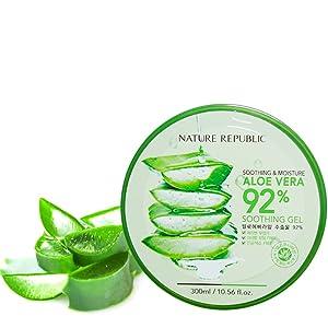 Aloe Soothing Gel (2 Pack)