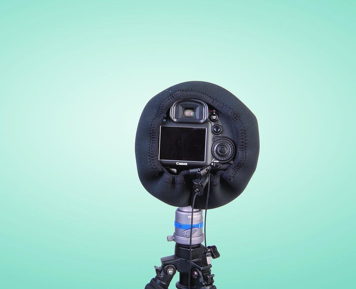 OP/TECH USA Mega Shoot Cover MSC4 (Black) by OP/TECH USA (Image #3)