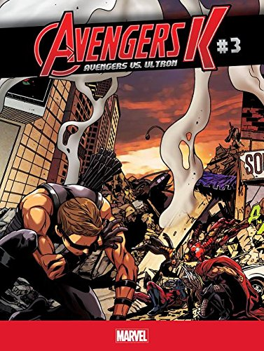Download Avengers K Avengers Vs. Ultron 3 ebook