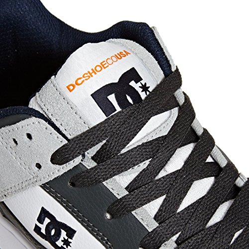 DC Shoes Men's Manteca M Shoe Trainers Grey QXpWEa