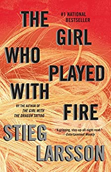 The Girl Who Played with Fire (Millennium Series Book 2) by [Larsson, Stieg]