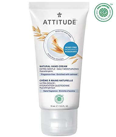 Image result for attitude sensitive skin hand cream