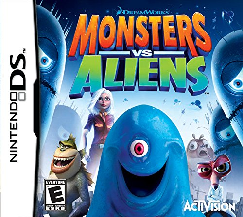 (Monsters Vs. Aliens - Nintendo)