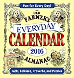 Search : The Old Farmer's Almanac 2016 Everyday Calendar