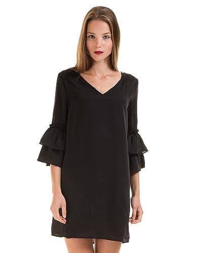 Dress Vila Vicatniss Black