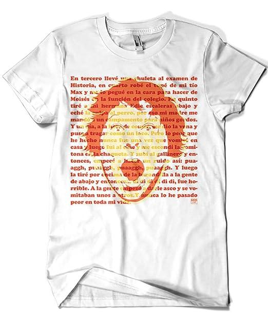 Camisetas La Colmena, 1316-Camiseta Gordi (MosGraphix): Amazon.es: Ropa y accesorios