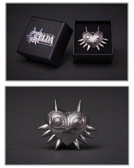 Legend of Zelda Majoras Mask Collectable STEAM pin