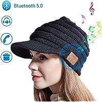 JYPS Bluetooth Beanie Hat, Sombreros de Invierno