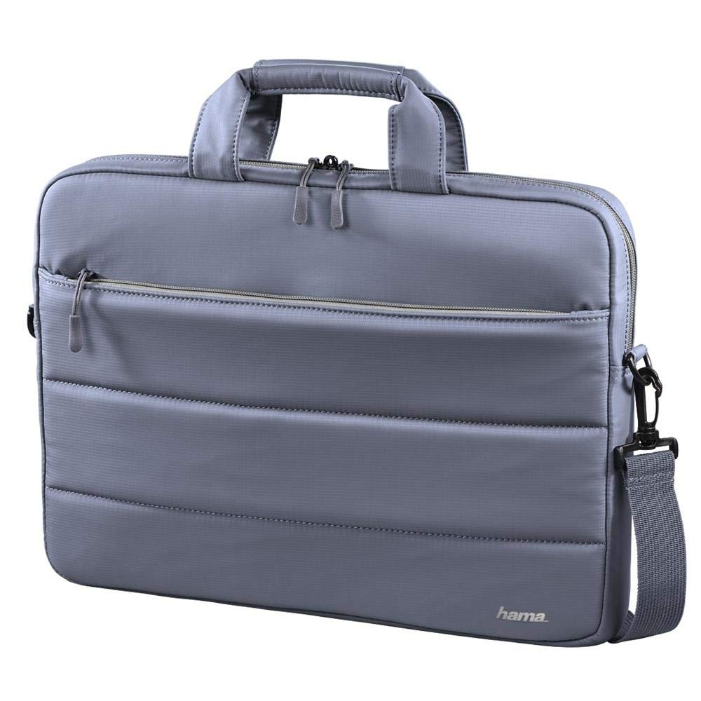 Hama Laptop Bag Montreal to up to 44cm Grey//Blue 17.3