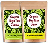 Detox Herbal Skinny Green Tea - Weight Loss Slimming Diet Tea - Only Natural Healthy Ingredients
