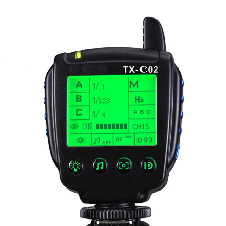 GTX Studio Extra TTL Transmitter for Canon EOS by GTX